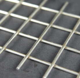 Welded wire mesh  40x40 / AISI304 - D4 mm